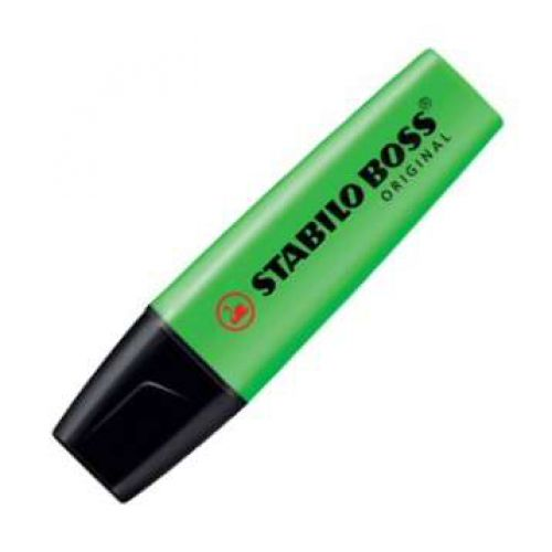 Stabilo, Boss Original Highlighter, green