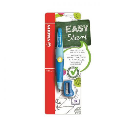 Stabilo EASYergo pencil 3.15 Light/Dark Blue L/H