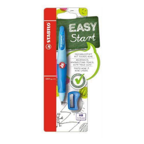Stabilo EASYergo pencil 3.15 Light/Dark Blue R/H