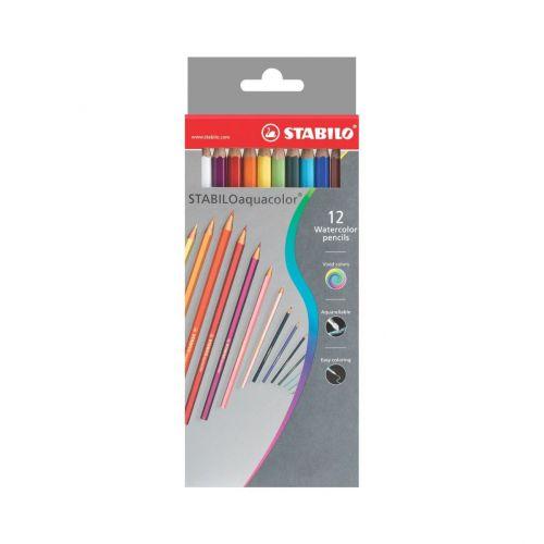 Stabilo, Aquacolor, Colouring Pencils