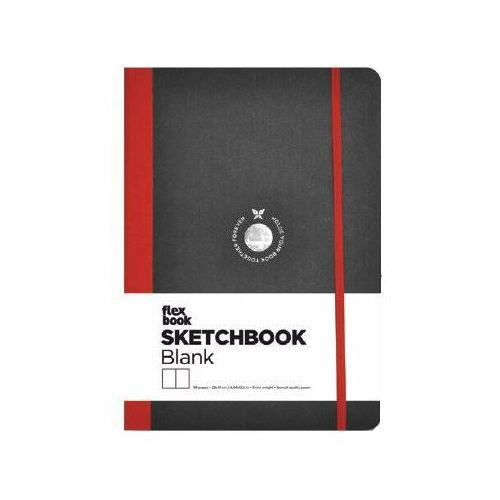 FlexBook Tablet Sketch, black/red