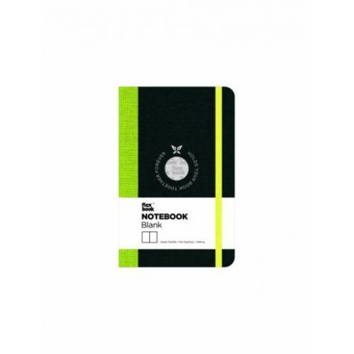Flexbook Pocket Blank Green Pk3