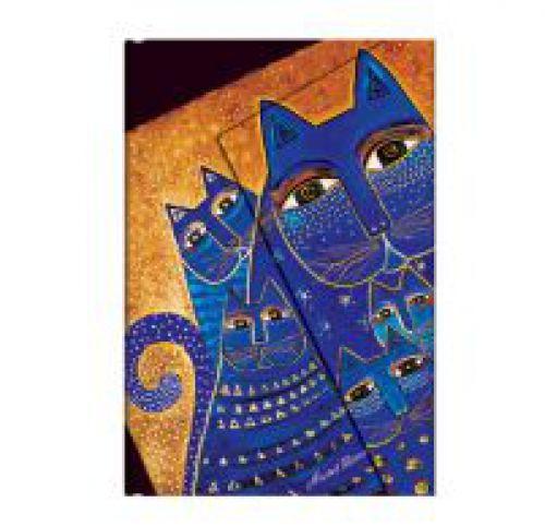 Mediterranean Cats Address Book mini
