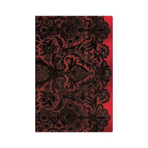 Paperblanks Address Books Rouge Boudoir Mini size: 95x140mm Address 128 pages weight 0.14 kg