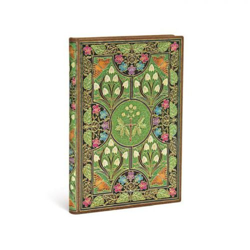 Poetry In Bloom Address Book Midi