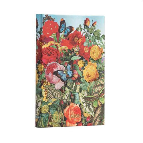 Butterfly Garden WTV 2021 Diary mini