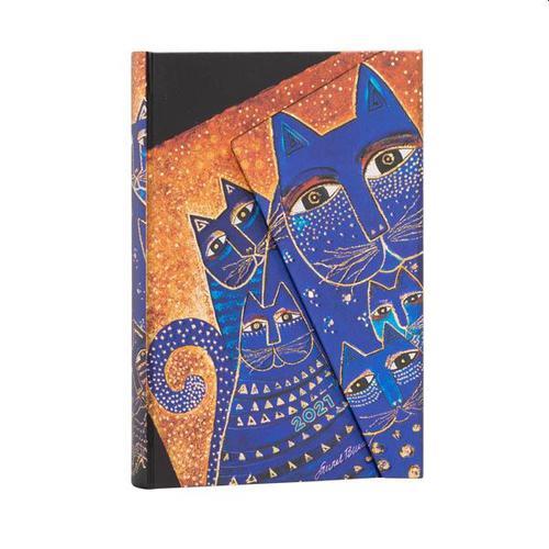 Mediterranean Cats WTV 2021 Diary Mini
