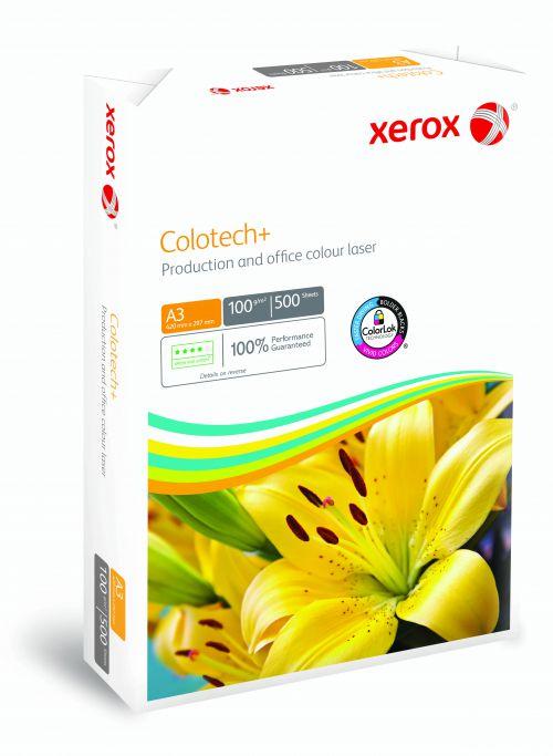 Xerox Colotech+ FSC Mix 70% A3 420x297mm 100Gm2 Short Grain 003R99006 Pack 500