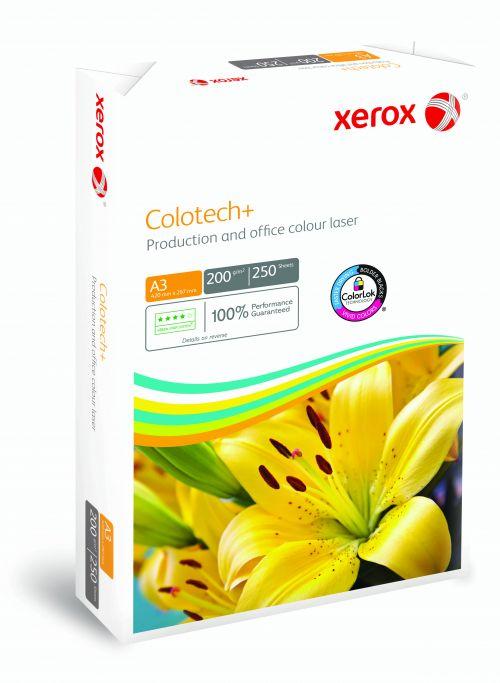 Xerox Colotech+ FSC Mix 70% A3 420x297mm 200Gm2 Short Grain 003R99019 Pack 250