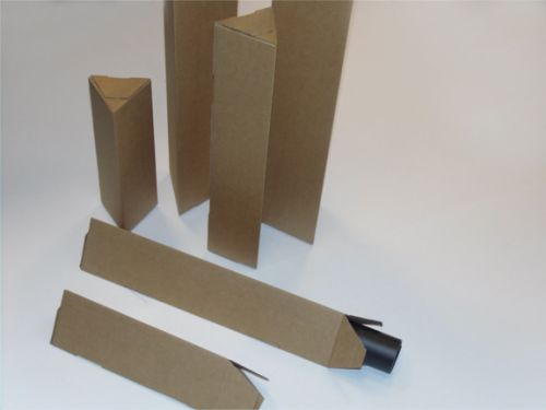 Triangular Postal Tube Self Seal 1100 x 155 x 90mm Pack 25