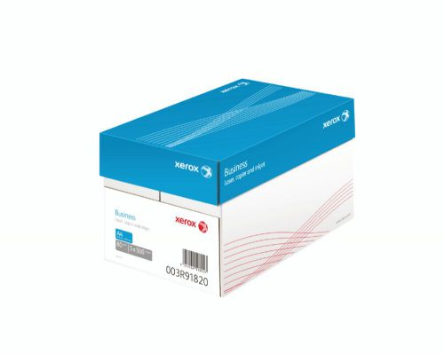 Xerox Business A4 White 80gsm Paper (Pack of 2500) XX91820