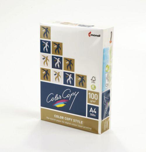 Color Copy Paper Style FSC Mix Credit A4 210x297 mm 200Gm2 Pack of 250