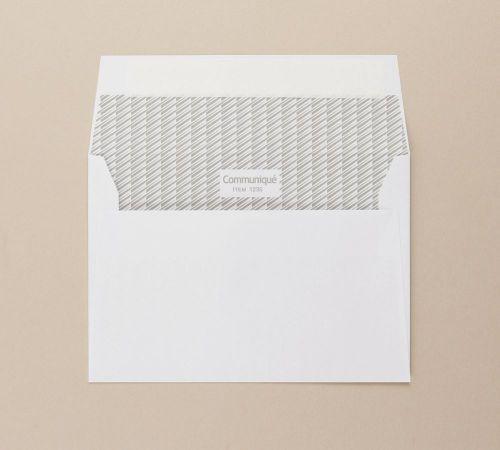 Communique Wallet Envelope Peel Seal C6 FSC4 114X1 62mm Sup 500/Bx
