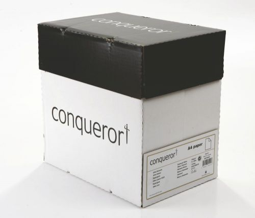 Conqueror CX22 Paper Diamond A4 White 100gsm Ream (Pack of 500) CQX0324DWNW