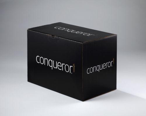 Conqueror Wove High White C4 Envelope FSC4 229X324mm Sup/Seal Box250 Wdw 24Up 70Lhs