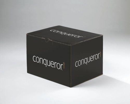 Conqueror Laid Brill White C6 Envelope FSC4 114X16 2mm Sup/Seal Bnd 50 Box500
