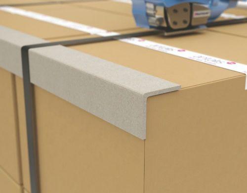 Cardboard Edge Protectors 50mm X 50mm X 4mm X 1200mm Bundle 40