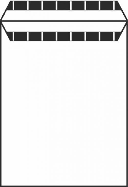 Opportunity Pocket Medium Weight Envelope Selfseal C4 324x229mm White Pack of 250 52598