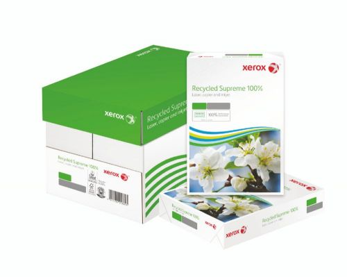 Xerox Recycled Supreme FSC 100% Recycled A4 210x297 mm 80Gm2 Pack of 2500 003R95860