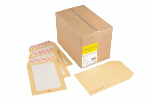 River Series Boardbacked Pocket Envelope Superseal 394x318mm White Pack of 50 02137