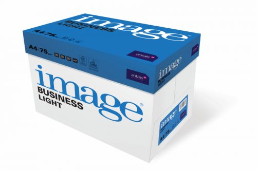 Image Business Light FSC Mix Credit A4 210x297 mm 75Gm2 Pack of 500