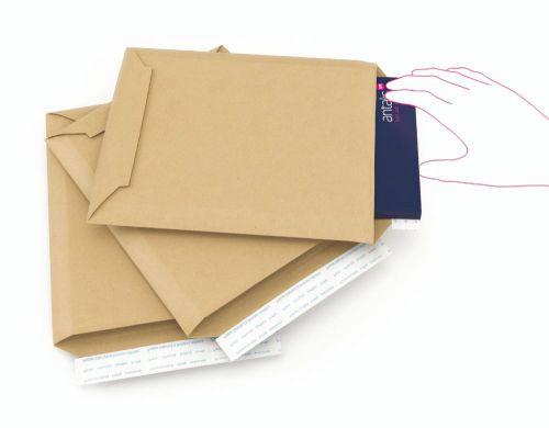 Colompac Rigid Envelope B4 CP010.06 Int 250x360x50mm Ext 262x375mm Pack 100