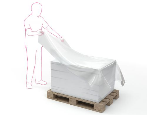 Centre Fold Sheet 30mu 794/1588mm Perf every 1588m m 400 Sheets/Roll