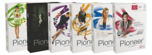 Pioneer White Card A4 210x297mm 160gsm Pack 250