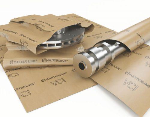 Masterline Kraft VCI Paper Roll 1000mm X 200m 50gsm