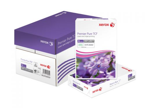 Xerox Premier A4 Card 160gsm White (Pack of 250) 003R93009