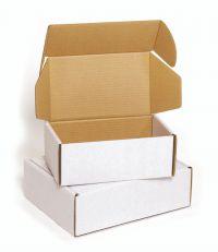 Postal Box 0427 Mottled White Postal Box 100 x 75 x 60mm Pk50