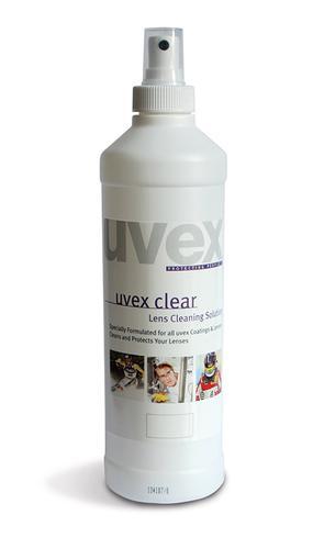 Uvex Range Uvex Cleaning Fluid 16Floz  9972-101