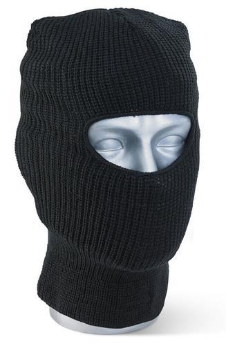 Click Knitwear - Thinsulate Balaclava Black