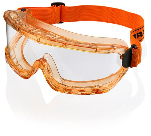 B-Brand Eyewear Range B-Brand Premium Goggle Amber  F Pk5 Bbpgaf