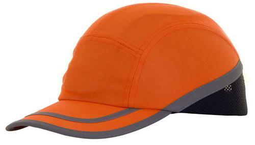 B-Brand Other Range B-Brand Sfty Baseball Cap Orng   Bbsbcor