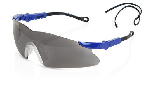 B-Brand Eyewear Range Texas Sh2 Grey Safety Specta cle Pk10 Bbtxs2Gy