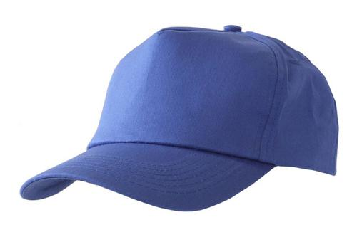 Poly-Cotton Workwear Baseball Cap Royal  Bcr