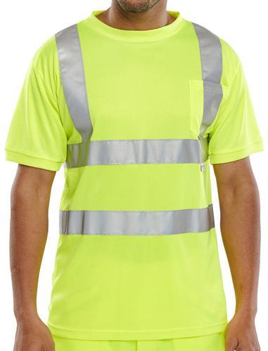 B-Seen Hv Polo/Sweatshirt Crew Neck T-Shirt Sat Ye l Xxxl  Bscntsensyxxxl