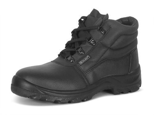 Click Safety Footwear D/D Chukka M-Sole Blk 47/12  Cddcmsbl12