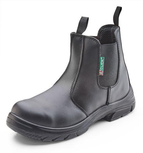 Click Safety Footwear Click D/D Dealer Boot Black 13  Cf16Bl13