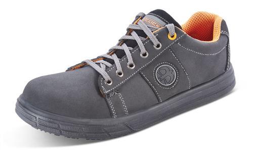 Click Safety Footwear D/D Sneaker Trainer Black 11   Cf1811