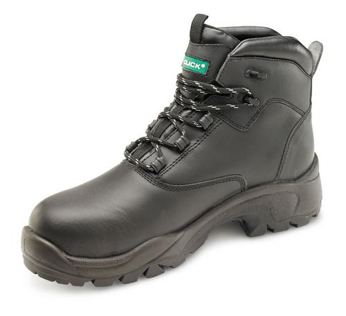 Click Safety Footwear Composite Pur Boot Bl 12/47  Cf65Bl12