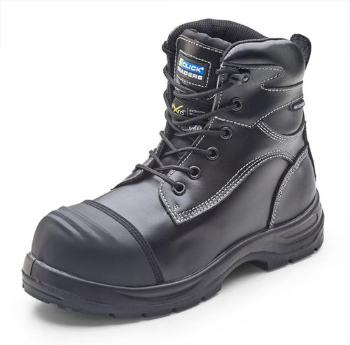 Click Safety Footwear Click Trencher Boot Bl 06/39   Cf66Bl06
