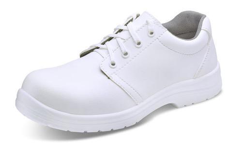 Click Safety Footwear Micro Fibre Tie Shoe W 07  C f82207
