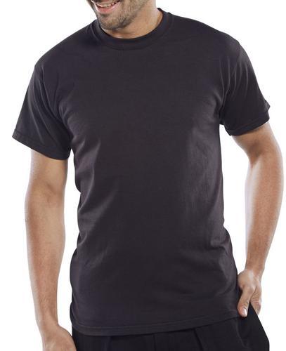 Click Leisurewear T-Shirt Hw Black Xxxl  Clctshwbl xxxl