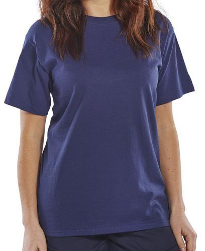 Click Leisurewear T-Shirt Hw Navy Xs  180M  Clctsh wnxs