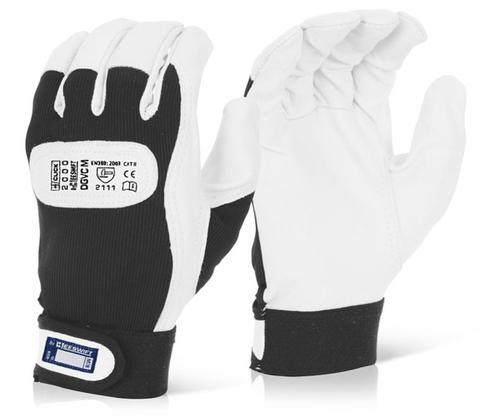 Click 2000 Glove Range Drivers Glove Velcro Cuff L ge Pk 10 Dgvcl