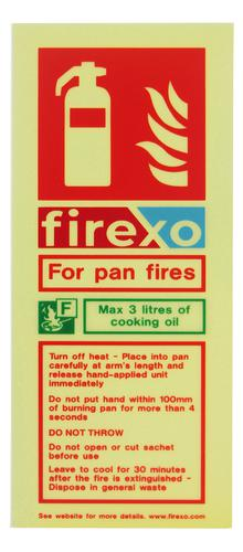 Firexo Firexo Sachet Sign  Fx-Sasign