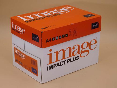 Image Impact Plus FSC Mix 70% A4 210x297 mm 300Gm2  Pack of 125