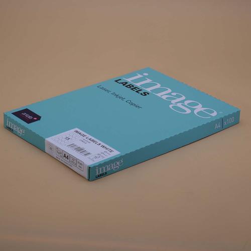 Image A4 MultiPrint Permanent Labels FSC Mix Credi t RC51mm 15 Lab/Sh 100Sh/Pk